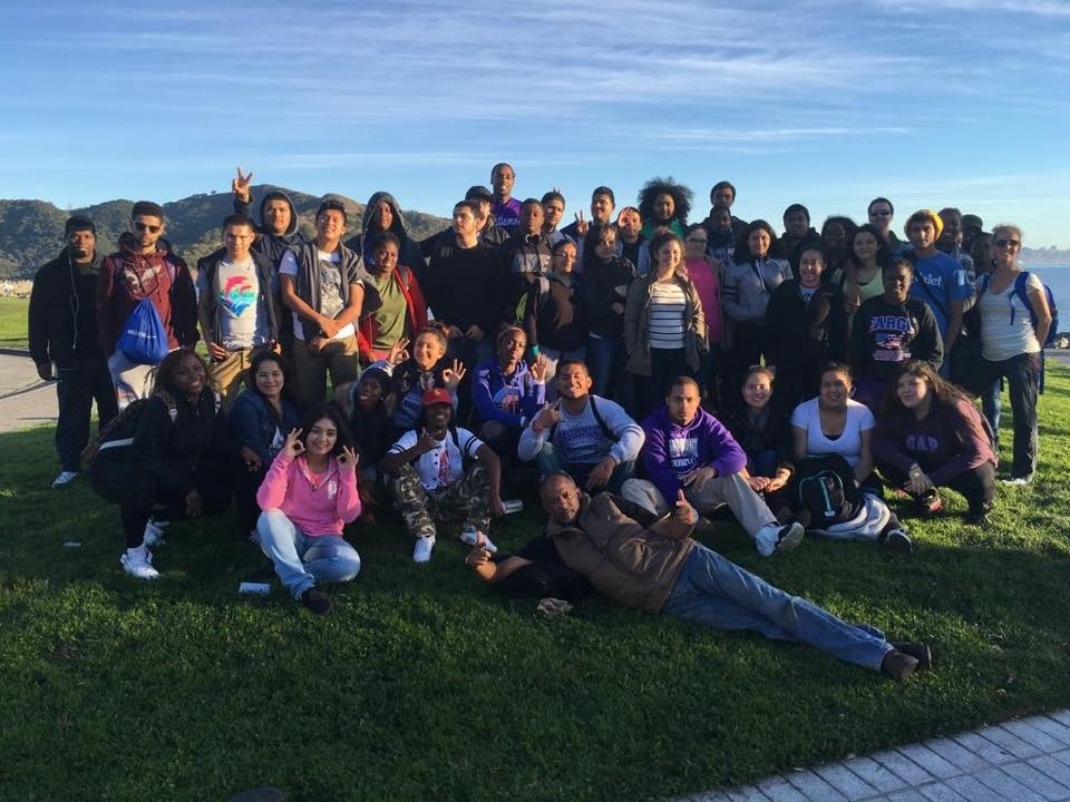 montclair lucky helps castlemont high seniors enjoy trip