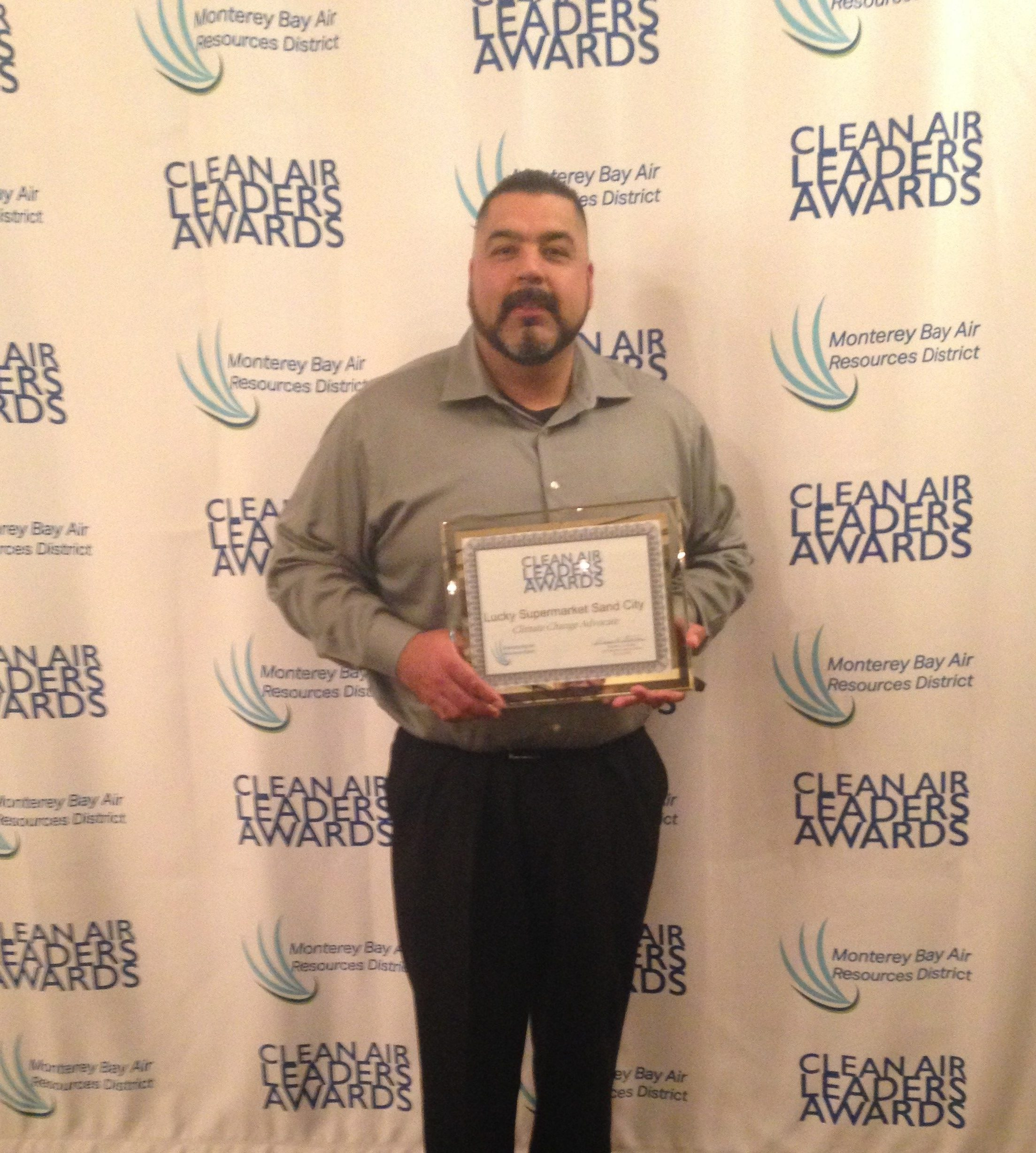Lucky California Recognized for Clean Air Initiatives - The Save